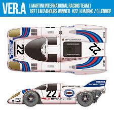 porsche petron 1 12 porsche 917k ver a 1971 lm 24 hours winner martini