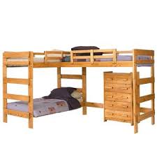 Split Bunk Beds Woodcrest Heartland Br Size Bunk Bed With Storage