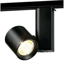 Mr16 Track Light Fixtures Lightolier Miniforms Mr16 Low Voltage Track Light In Black