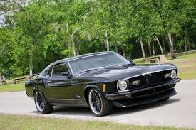 1970 Mustang Mach 1 Black Find Used 1970 Ford Mustang Mach 1 Stunning Restomod Fully