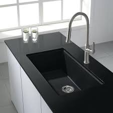 Black Glass Kitchen Sinks Black Stainless Steel Kitchen Sink Or Artisan Farmhouse Sinks 86