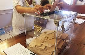 les bureaux de vote ferme a quel heure les derniers bureaux de vote fermeront à 20 heures radio1 tahiti
