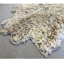 Bare Skin Rug Bare Skin U0027 Wool Fleece Rugs U2013 Natural Base Homewares U0026 Gifts