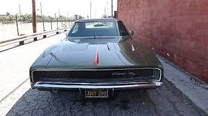 68 dodge charger rt 440 1968 dodge charger cars for sale