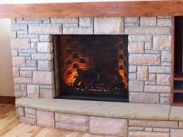 installing stone veneer fireplace u2014 decor trends amazing stone