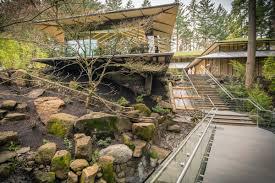 japanese garden portland japanese garden s kengo kuma designed expansion is now