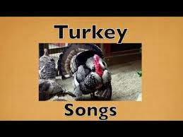 thanksgiving turkey songs for preschool