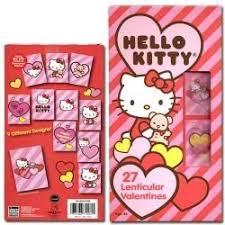 hello valentines day 1 x sanrio hello 27 hologram lenticular