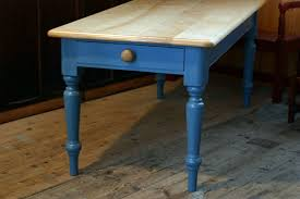 Jacob Butler Furniture Home Page - Kitchen table with drawer