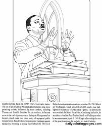 Martin Luther King Jr Day Traditions Celebrating Holidays Dr Martin Luther King Jr Coloring Pages