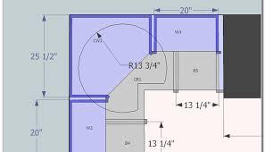 lazy susan base cabinet dimensions exitallergy com