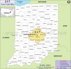michigan area code map 317 area code map where is 317 area code in indiana