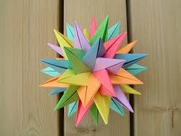 Origami Modular Flower - 81 best origami images on pinterest paper origami paper and