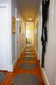 savvy housekeeping decorating with round rugs