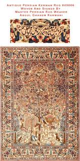Signed Persian Rugs Persian City Rugs Vs Village Tribal Rugs Nazmiyal Antique Rugs