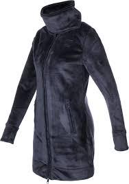 bench long funnel w fleece jacket blue weare shop