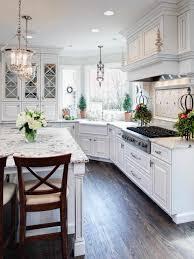 Transitional Kitchen Ideas - white transitional kitchen caruba info