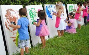 giardino bambini festa di compleanno per bambini all aperto fotogallery donnaclick