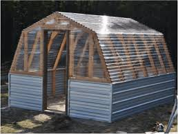 Backyard Green House by Diy Backyard Greenhouse Expert Prepper Blog