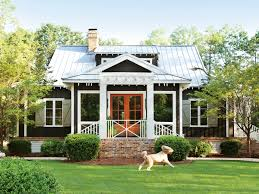one story house plans with porches dreamy house plans built for retirement southern living