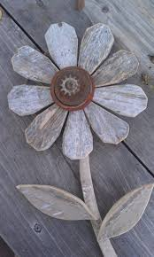 Metal Garden Flowers Outdoor Decor 1494 Best Garden Yard Art And Other Garden Crafts Images On
