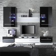 Wohnzimmer Deko Grau Modern Schwarz Weiss Wohnzimmer Weiß Downshoredrift Com In Stil