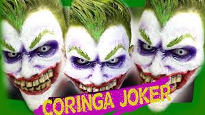 maquiagem coringa joker makeup victor nogueira youtube