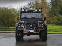 new land rover defender spy shots stock tom hartley jnr