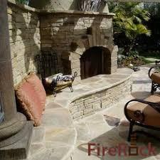 Firerock Masonry Fireplace Kits by Firerock Outdoor Fireplace Kit Patios Pinterest Fireplace