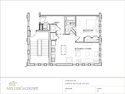 Two Bedroom Floor Plans Bedroom House Floor Plans 18 One Bedroom House Floor Plans U2026 1