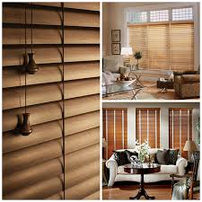 Another Word For Window Blinds Choosing Between Wood Vs Faux Wood Blinds Behome