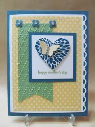 Mother S Day Greeting Card Handmade Savvy Handmade Cards Happy Mother U0027s Day Card