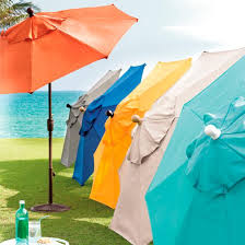 Frontgate Patio Umbrellas Outdoor Market Umbrellas Grandin Road