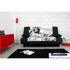 clic clac chambre ado canapé clic clac york de dunlopillo maison facile com