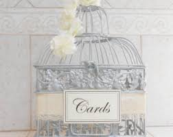 wishing box wedding wedding wishing well etsy