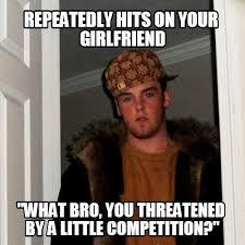 Fuck Meme - this guy is alpha as fuck meme guy