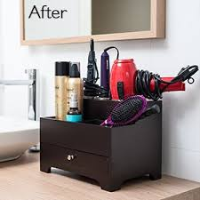 hair and makeup organizer stock your home hair care organizer for use as a hair