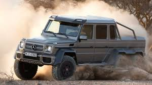 six wheel mercedes suv why buy a g wagon 6x6 when you can get this six wheeled jeep for less