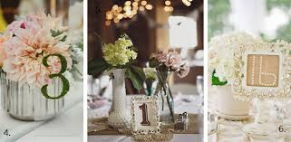 wedding table numbers brilliant ideas for wedding table numbers table ideas for wedding