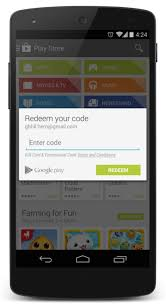 free play store gift cards how to apply a play gift card to your account android central