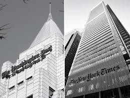 new york times report reveals is the new york times vs the washington post vs trump the last