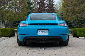 porsche night blue 5 pros and cons for commuting in a porsche cayman autoguide com news