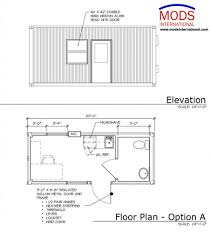 Hangar Home Floor Plans Hangar Office Floor Plan Mods International
