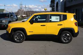 light yellow jeep jeep renegade sport image 81