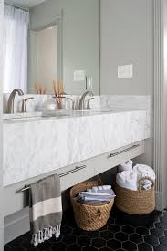 Tile Black And White Marble by Marble Bathrooms We U0027re Swooning Over Hgtv U0027s Decorating U0026 Design