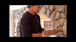 Interior Stone Arches Finished Basement Stone Veneer How To Build Stone Arch By Tatcor