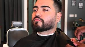 hair styles that thins u face how to make your beard thinner shaving tips youtube