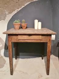 bureau ancien en bois petit bureau ancien