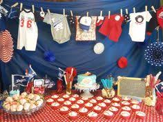 sports baby shower decorations sports themed baby shower centerpiece sports baby baby shower