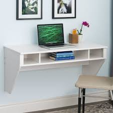 Wall Desk Ideas Wall Mounted Desk Designs For Small Homes